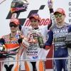 MotoGP, Valencia: Marc Marquez Campione del Mondo 2013, Lorenzo vince la gara
