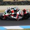 Superbike, Phillip Island: finiscono positivamente i test di Niccolò Canepa