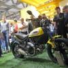 EICMA 2014: lo Scrambler Ducati eletta moto più bella del salone